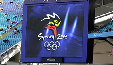 Behind the Scenes at the Sydney Olympic Games