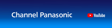 YouTube Channel Panasonic
