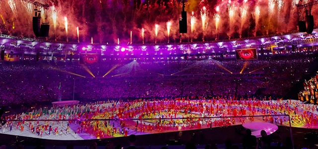 Celebrating the Spirit of Rio 2016