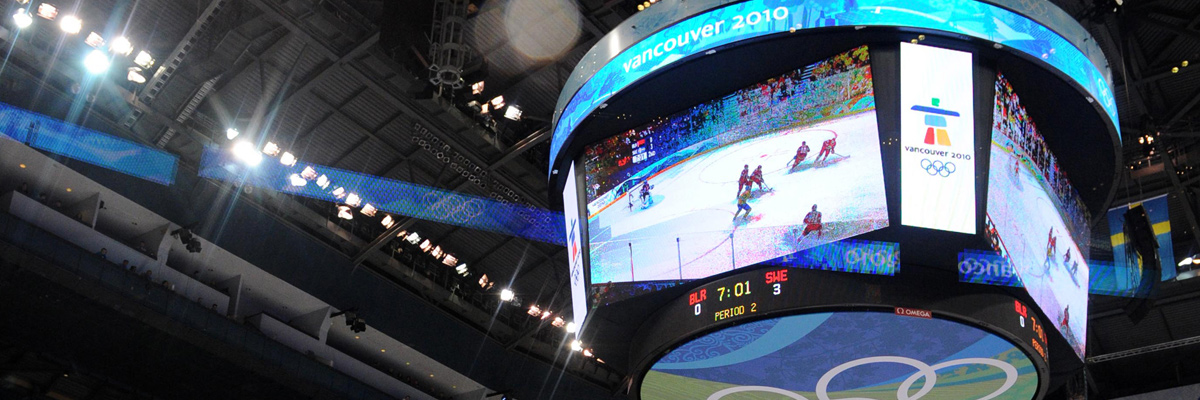 Technology Solutions to Support the Olympic Games