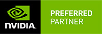 NVIDIA PREFERRED PARTNERのロゴ
