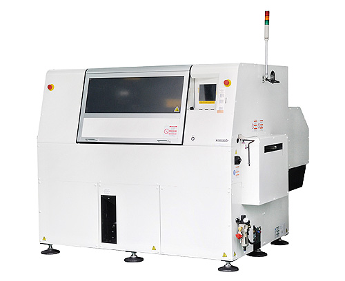 High speed axial lead component insertion machine AV132 (NM-EJA5A)