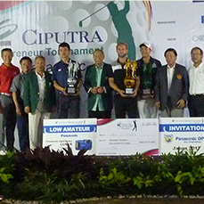 写真:<インドネシア> Ciputra Golfpreneur Tournament presented by Panasonic