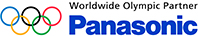 ロゴ画像:Worldwide Olympic Partner Panasonic