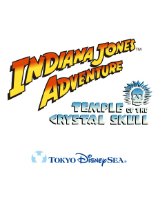 "image of ""Indiana Jones® Adventure: Temple of the Crystal Skull"""