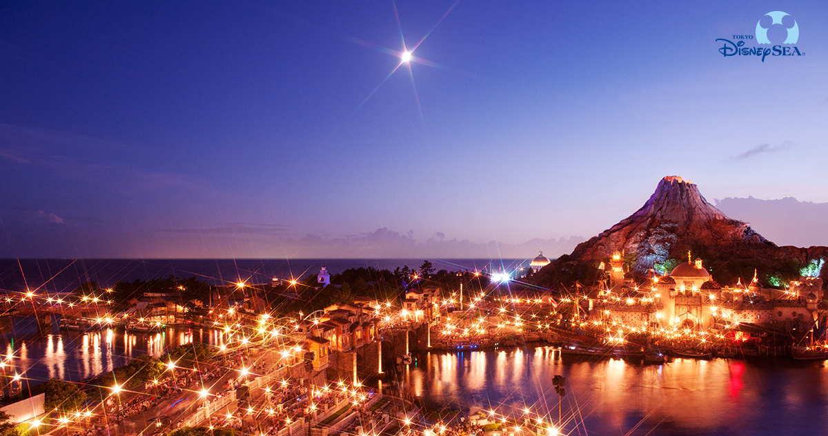 Panasonic supports the dreams and excitement of Tokyo Disneyland® and Tokyo DisneySea®.
