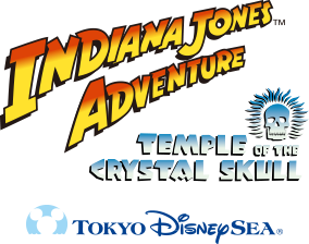 INDIANA JONES™ ADVENTURE TEMPLE OF THE CRYSTAL SKULL TOKYO DisneySEA®