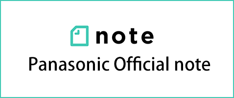 Panasonic Official note