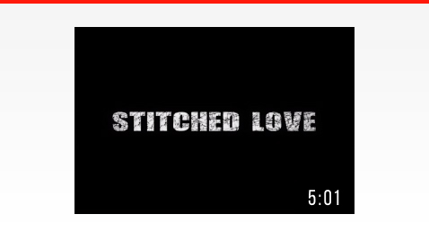 Stitched Love