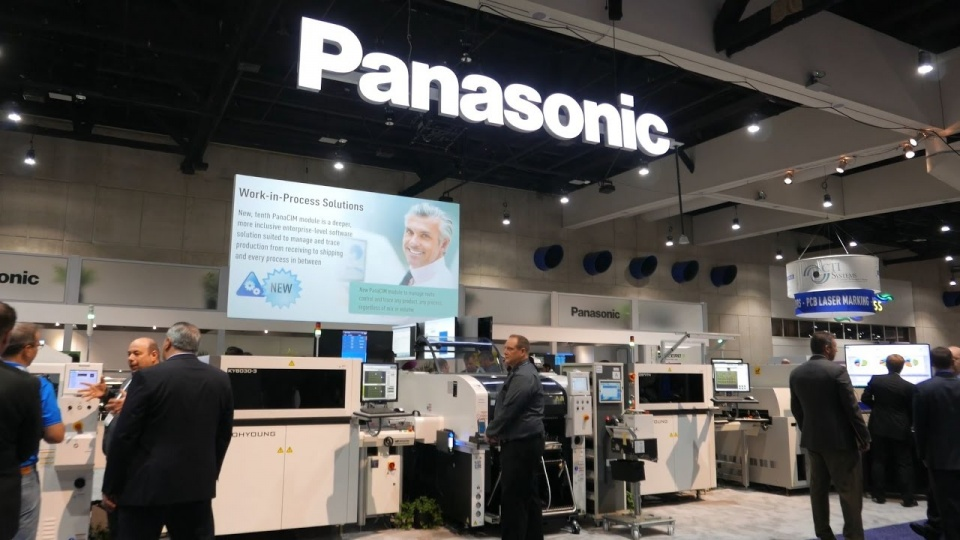 Panasonic Smart Factory Solutions for