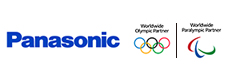 Panasonic  Worldwide Olympic Partner   Worldwide Paralympics Partner
