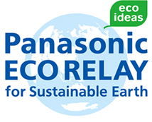 Panasonic ECO RELAY JAPANロゴ