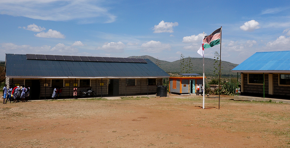 Photo: Kenya Ilkimati Elementary School