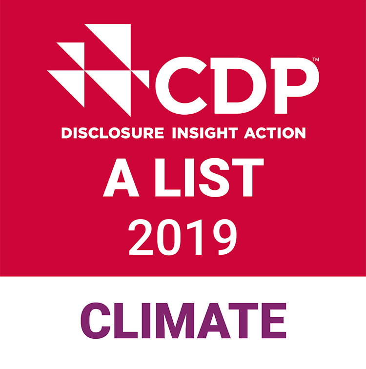 CDP DISCLOSURE INSIGHT ACTION A LIST 2019 CLIMATE