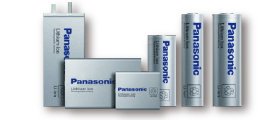 Photo: 6 kinds of Lithium-ion Rechargeable Batteries