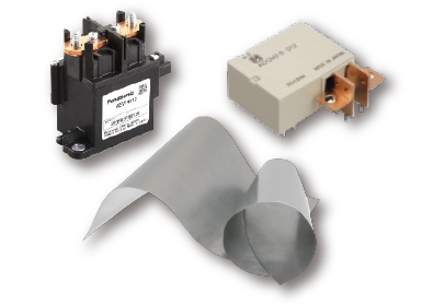 Photo: B2B devices such as graphite sheet and relay, etc.