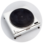 Photo: Direct-drive Turntable