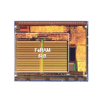 Photo: 0.18μm FeRAM for contactless cards
