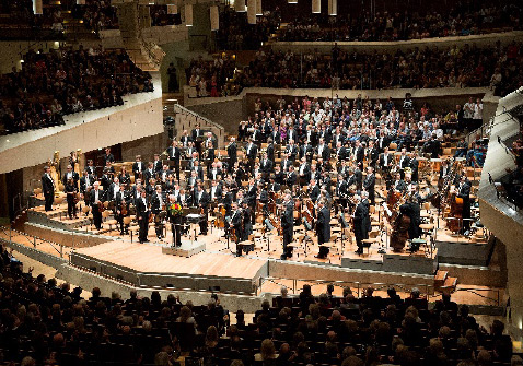 Photo: Berlin Phil Concert Hall