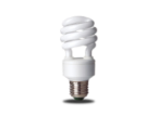Photo of Spiral CFL Lamp EFD11E27HD3M
