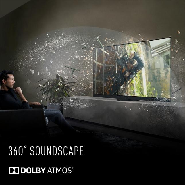 Image result for panasonic 360 soundscape logo