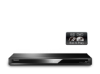 Photo of 3D Blu-ray Disc™/ DVD Recorder with Twin HD Tuner DMR-BWT460GN