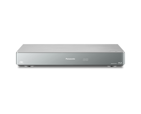 Recorder: Smart Network 3D Blu-ray Disc™/ Recorder with Triple HD Tuner DMR-BWT955GL