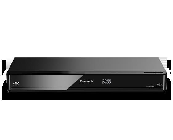 Recorder Smart Network 3D Blu Ray DiscTM DVD Player HDD DMR