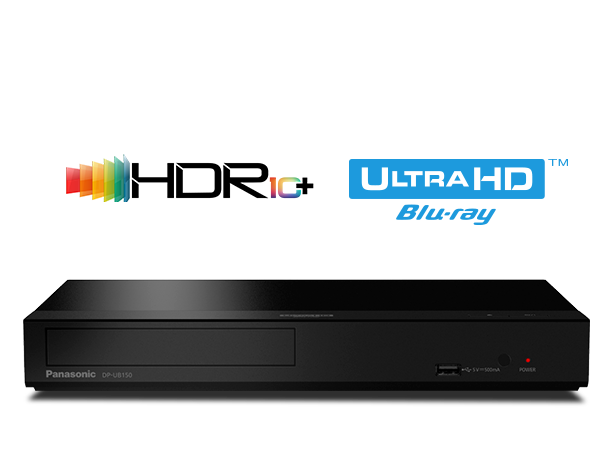 Photo of 4K Ultra HD HDR Blu-ray Player DP-UB150