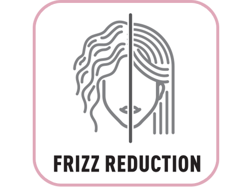 Frizz reduction