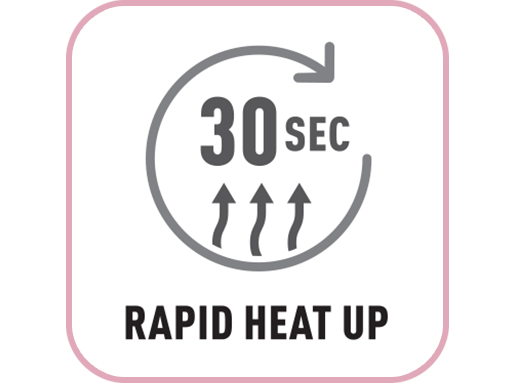 Rapid Heat up