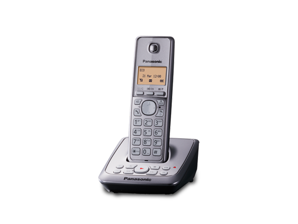 Photo of Cordless Phones - Everyday Living: KX-TG2721ALM