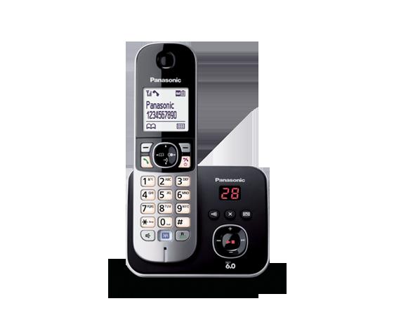 panasonic kx tg6821alb cordless phone business phone systems rh panasonic com
