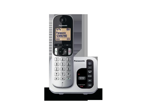Additional Cordless Handset Panasonic KX-TGCA21S KXTGCA21 S for KXTGC220 Phone
