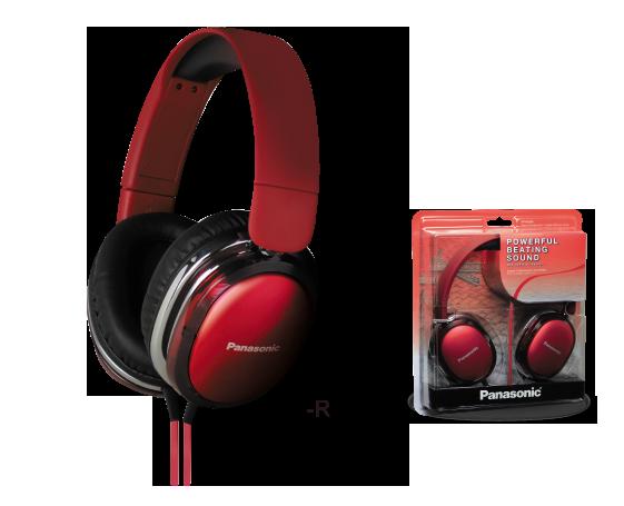 Outdoor Headphones:RP-HX350