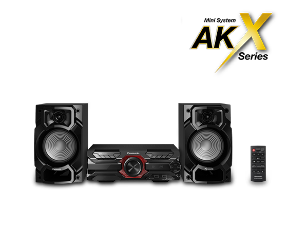 Extreme Power Smart Mini Hi-Fi SC-AKX320