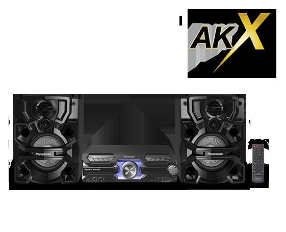 Mini System SC-AKX710