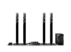 Photo of FULL HD 3D Blu-ray Disc™ Home Theater SC-BTT880
