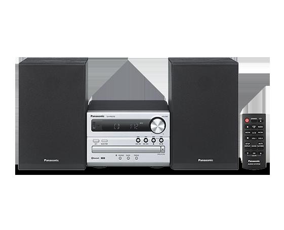 CD Micro System: SC-PM250