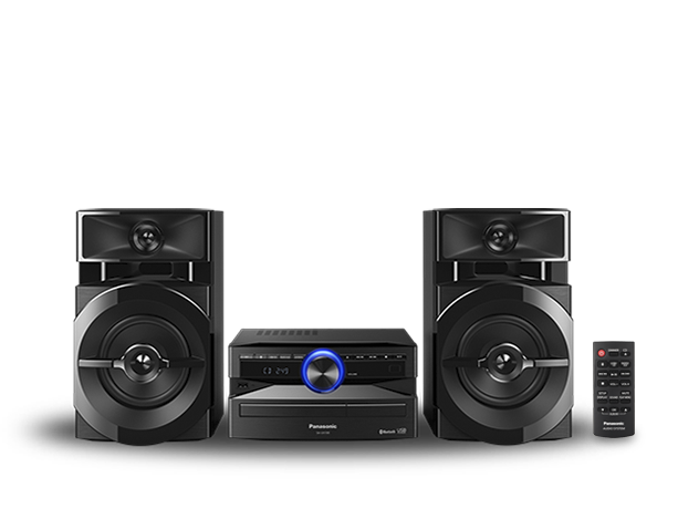 SC-UX100 Hi-Fi System - Mini Hifi Systems - Panasonic Australia