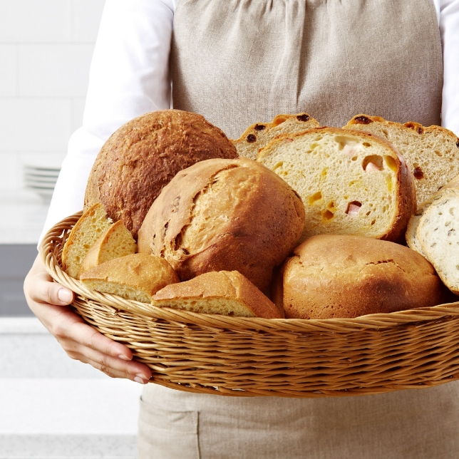 Array of Fresh-Baked Delights