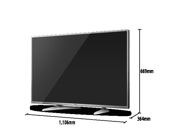 87ff27e0b TH-49DX600U Ultra HD SMART LED 49 INCH TV - Panasonic Australia