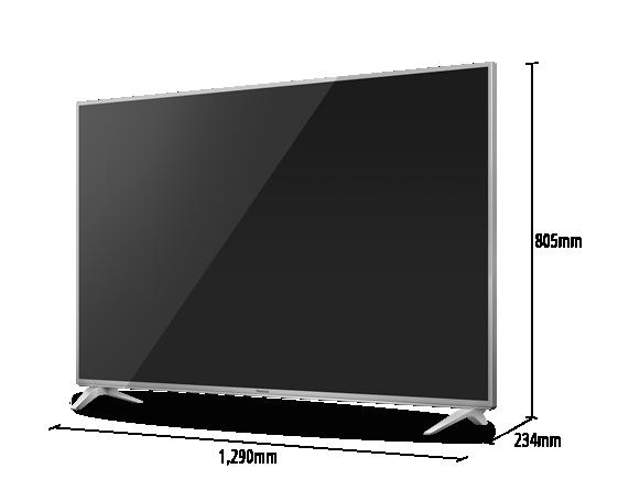 Téléviseur LED VIERA TX-58DX780