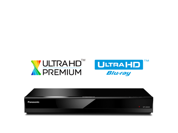 Photo of Blu-ray DiscTM Player DP-UB420K