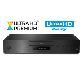 Photo of Ultra HD Blu-ray Pla