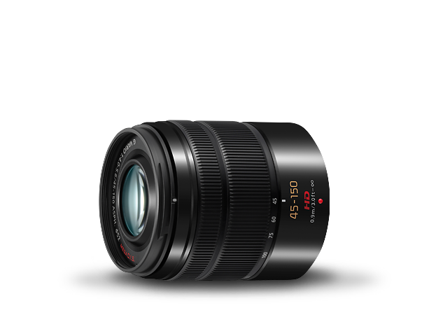Photo of Interchangeable lens H-FS45150A