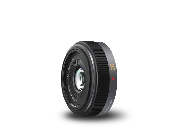 Photo of Interchangeable lens H-H020A