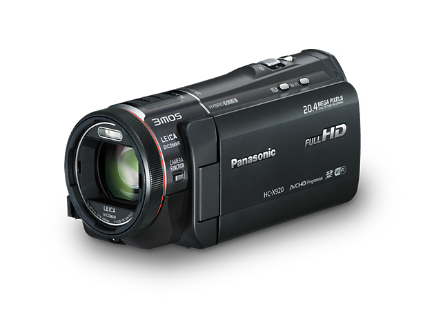 Photo of HD Camcorder HC-X920