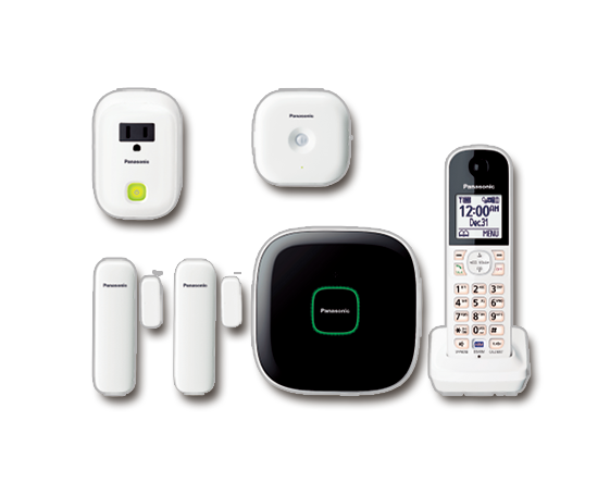 Home Monitoring/Control Kit  KX-HN6003