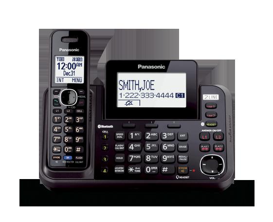 KX-TG9541 Bluetooth® (Link-to-Cell) - Panasonic 3b87ddfa3a